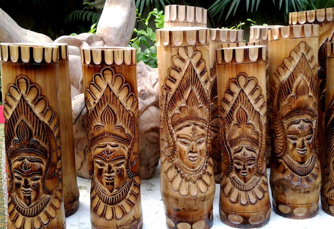 cane & bamboo Assam Handicrafts