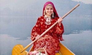 Jammu & Kashmir Handloom Traditions