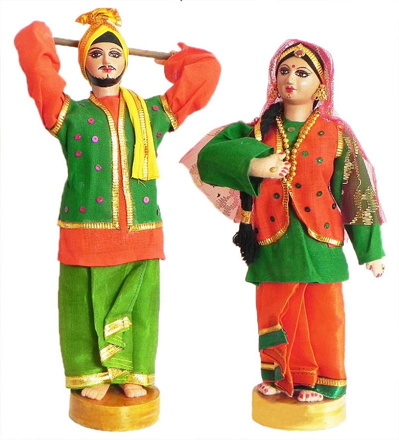 Punjab Handicraft Traditions
