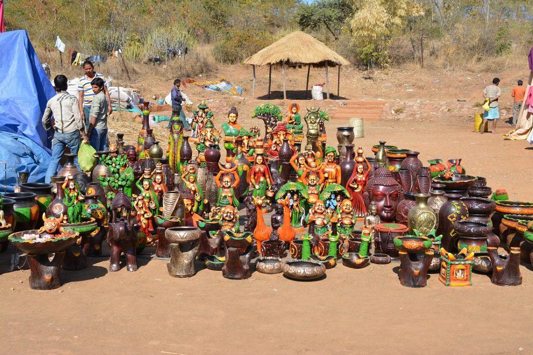 Tribal Handicraft Form
