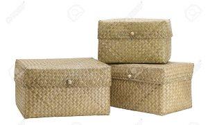 Cane & Bamboo Boxes