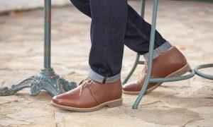 Leather Foot Wear