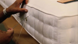 handloom mattress